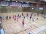 Volleyball-Schwerpunkt
